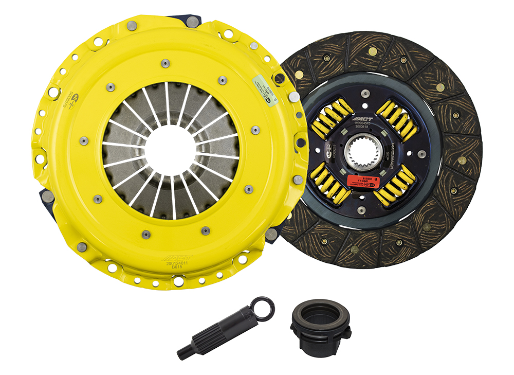 ACT Releases SFI-Approved Performance Clutch Kits for BMW N51 and N52 Applications