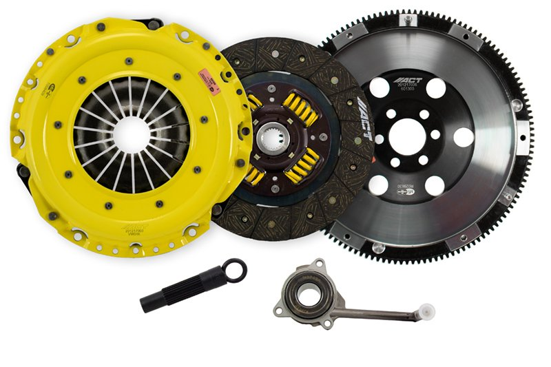 ACT Releases SFI-Approved Pressure Plate and Flywheels for 06-14 Audi and Volkswagen Applications