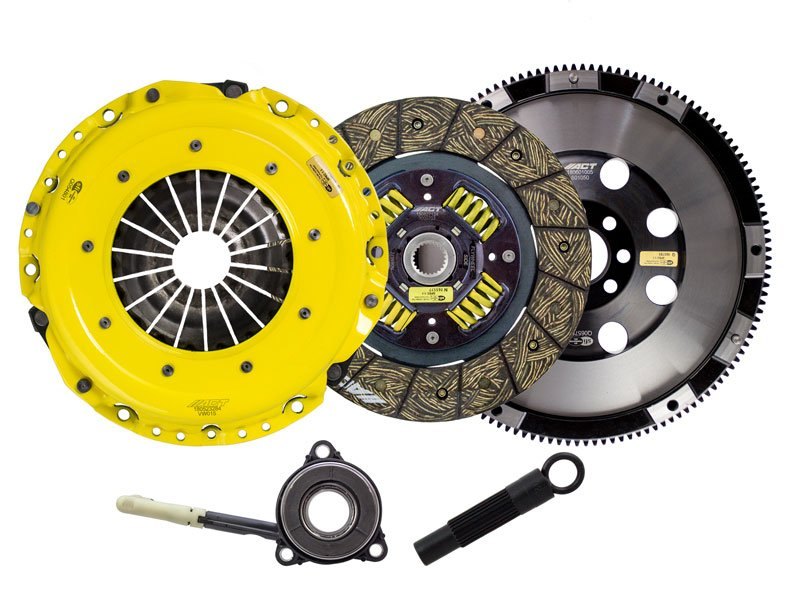 ACT Releases SFI-Approved Xt reme Clutch Kits Including a Streetlite Flywheel for the 2015-2017 Golf R and Golf GTi